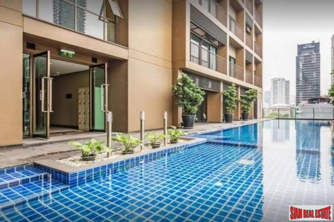 Noble Refine | One Bedroom on Special Pocket Garden Floor for Rent in Phrom Phong