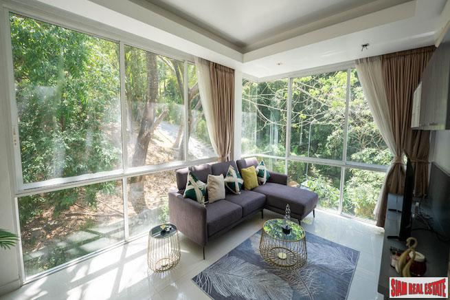 The Trees Kamala | Green Views and Peaceful Surroundings from this One Bedroom Condo for Sale