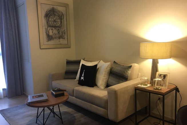 Maestro 02 Ruamrudee | Fully Furnished  Two Bedroom and Pet Friendly Condo for Rent in Phloen Chit