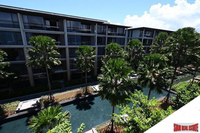 Baan Maikhao | Two Bedroom  with Pool Views for Rent in Beachfront Condo