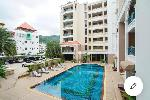 Patong Loft | Two Bedroom Nicely Furnished Condo for Rent on 2nd Floor of Low-Rise Building