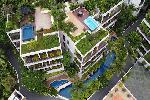 Kata Gardens | Walk to Beach From This Two Bedroom Condo for Rent in Kata