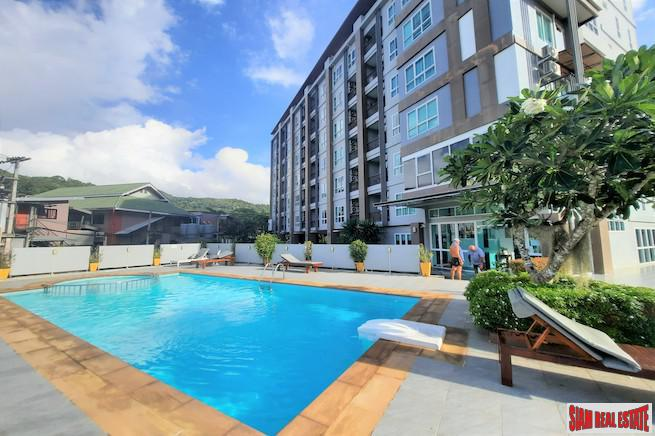 The Sea Condominium | Furnished One Bedroom Condo for Sale Near Ao Nang Beach