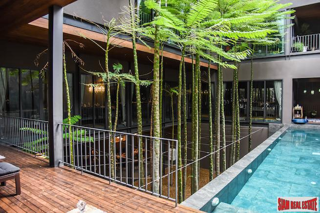 Tropical & Private Four Bedroom Pool Villa for Sale in Lat Phrao
