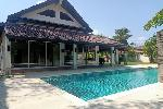 Three Bedroom Pool Villa with Large Gardens for Sale in Rawai