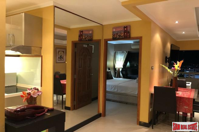 Patong Tower | Spacious Newly Renovated One bedroom Apartment only 50 Meters to Patong Beach