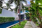 Spacious Three Bedroom Town House with Private Swimming Pool for Sale in Bang Tao - Best Price in the Complex