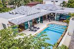 Tropical Three Bedroom Villa with Pool Access from All Rooms for Sale in Rawai
