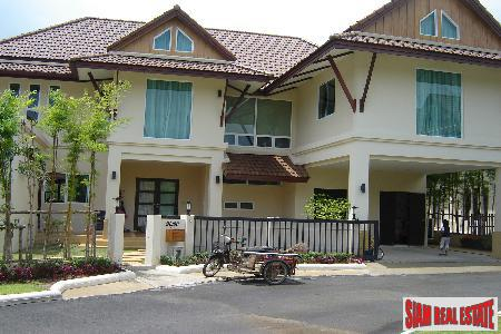 Woodlands Estates | Large Contemporary 6 Bedroom Koh Kaew House with Swimming Pool for Sale