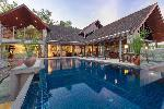 Villa Rom Trai | Magnificent Four Bedroom Sea View Pool Villa with an Ocean Front Hillside Location Overlooking Patong Bay