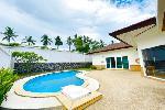 Tamarind Villa Phuket  | Deluxe Three Bedroom Pool Villa for Rent in Chalong
