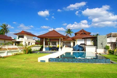 Krabi villa development with freehold terms
