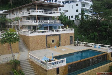 Huge Sea view Patong Condo with Communal Pool, Patong, Phuket