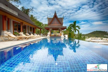 Thai style Surin hill villas - Stylish pool villa near Surin Beach for Holiday rental