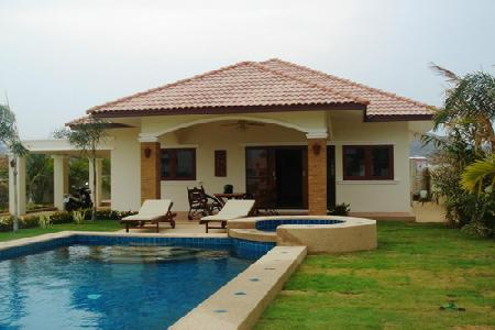 Quiet Village In Hua Hin near Golf And Shopping With Pools In Every Yard