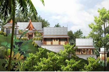 Luxury property development on Koh Samui