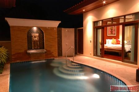 Beautifully styled 2 bedroom pool 4