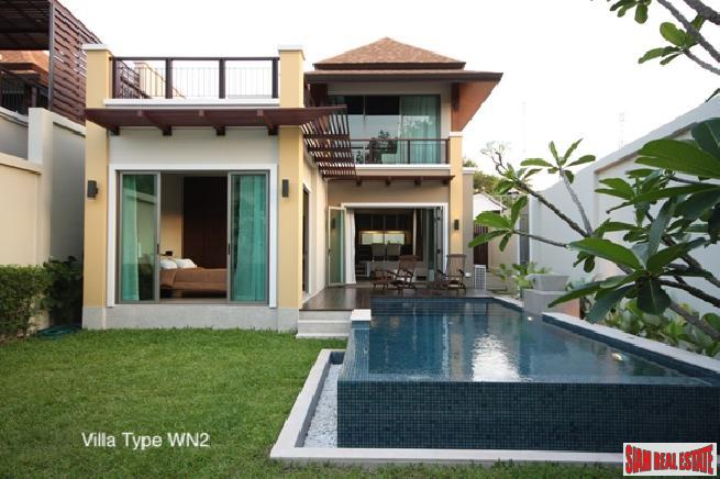 Exciting Villa Development with Private 2