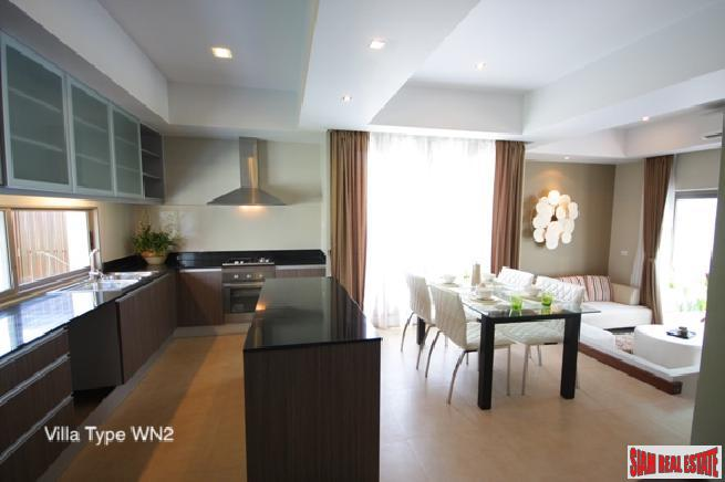 Exciting Villa Development with Private 8
