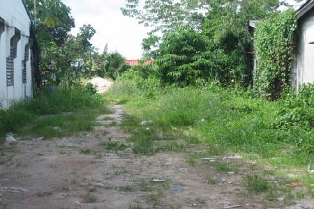 Land plot in Cherng Thalay