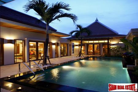 Stunning pool villa for holiday rental, Chalong, Phuket
