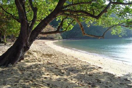 20 rai of Pristine Beachfront Island Land on Koh Yao Noi