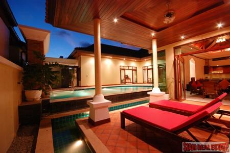 Beautifully styled 3 bedroom pool 2
