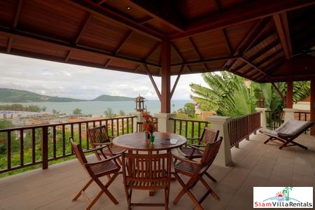 2 Bedroom Villa with Private Pool and Sea Views  in Patong, Phuket