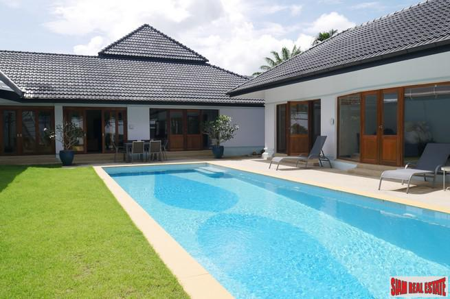 Glorious family home with a private pool, 4/5 bedrooms