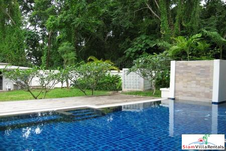 Spacious 2 Bedroom Townhouse in Phuket Town with Pool