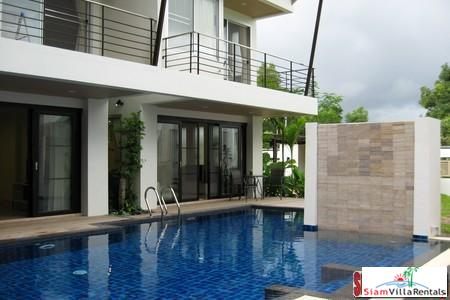 Fully Furnished Town House 3 Bedroom with Pool