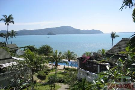 Sea Views, 4 Bedroom Beach Front  Villa Rental in Cape Panwa, Phuket