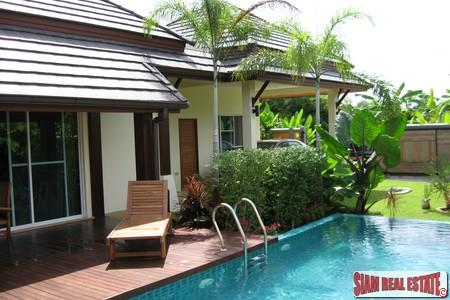 Resale House in Prima Villa  Estate With a Pool,  3 Bedrooms Nai Harn