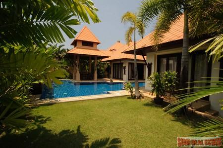 Kamala Nathong House | Kamala Luxury Four Bedroom Holiday Villa for Holiday Rental