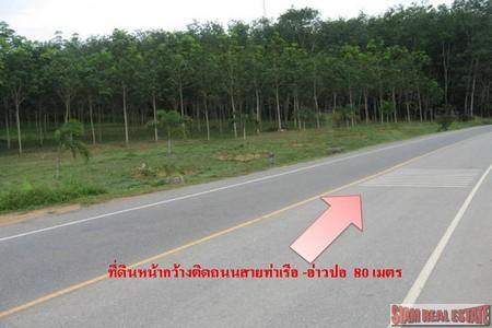 19 Rai 1 Ngan 24 TLW of Land for Sale in Ao Phor, Phuket
