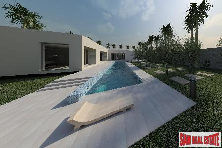 Uniquely designed luxury homes situated 8
