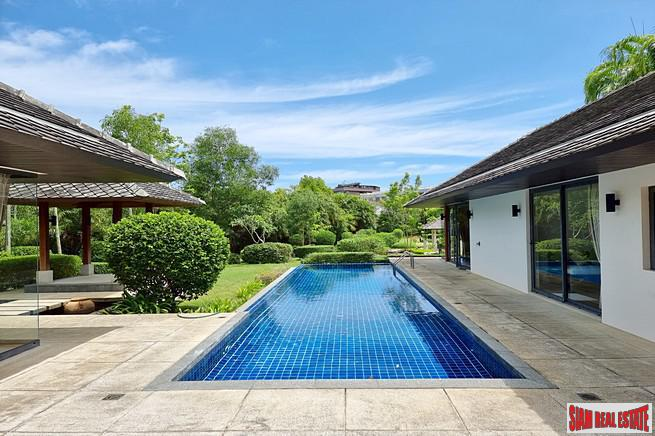Elegant  3 Bedroom Pool Villa with Sauna  for Rent in Rawai, Phuket