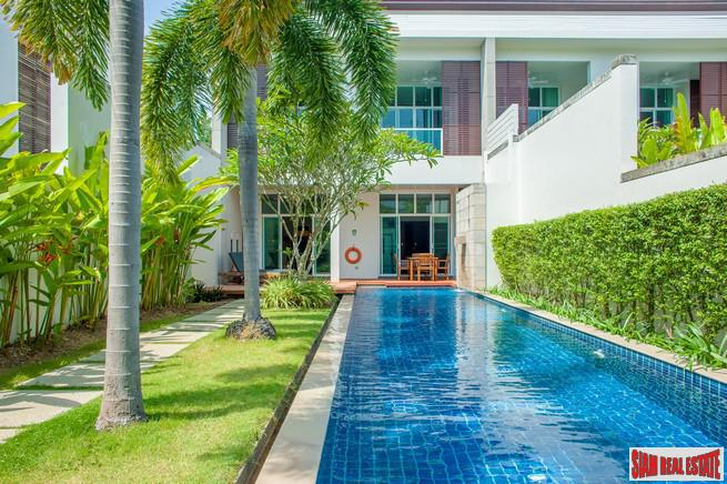 3 Bedroom Modern and Sophisticated Condos just 10 mins walk  to Bang Tao beach