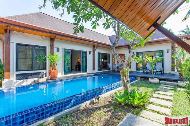 Two Villas Saliga | Three Bedrom Pool Villa Resale in Popular Rawai Estate