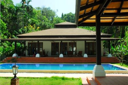Beachfront Pool Villa on Private 2