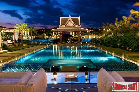Last 3 Remaining of this Elite Residence of Waterfront Villas for Sale in Phuket