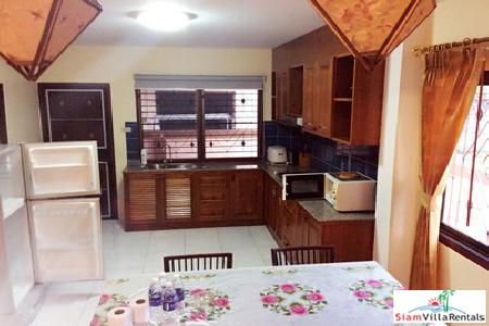 Two Bedroom Townhouse for Rent in Patong