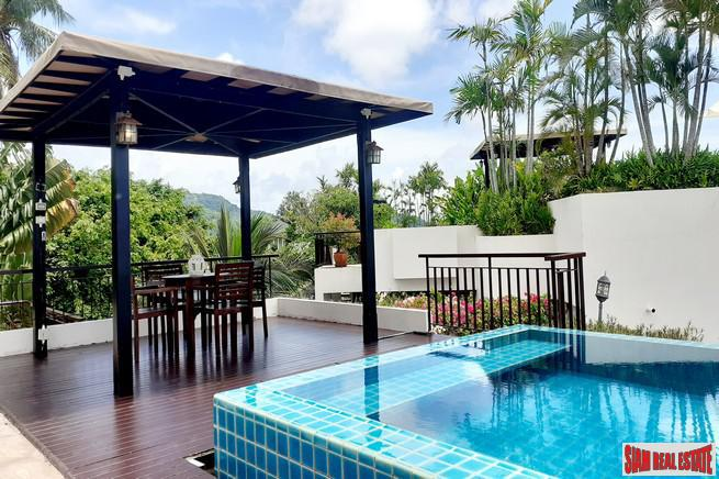 2 Bed Penthouse with Private Roof Top Terrace a stones throw from Kata Beach