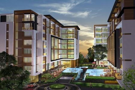Modern urban living in the best location in town - Pattaya