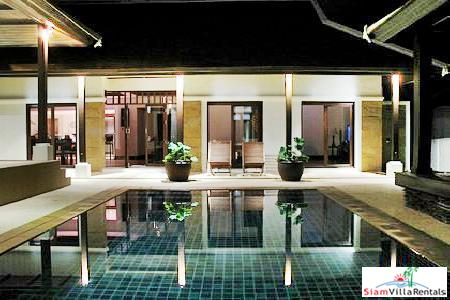 Sujika Garden | Vacation Rental in Phuket,  Luxurious 3 Bedroom Pool Villa Near Laguna