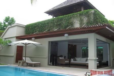 Bang Tao Resort Villa