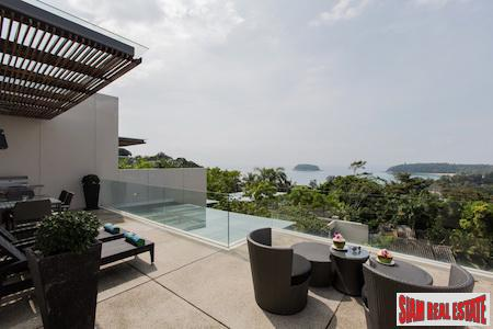 Foreign Free Hold Resale at The Heights - Sea Views of Kata, Phuket