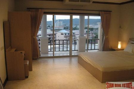 Sea View Three Storey Three  Bedroom Townhouse For Sale in Patong