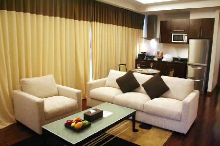 Brand New Exclusive Serviced Apartment