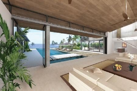Luxury Villas with Sea-View, New 2